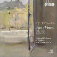 幻影の書、天のアダージョ、交響曲第1番[2003年改訂] M.フランク&ベルギー国立管