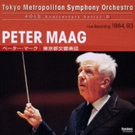 Sym.3, Hebrides Overture: Maag / 東京都so +mozart: Sym.38