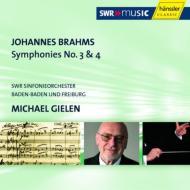 交響曲第3番、第4番 ギーレン&南西ドイツ放送交響楽団
