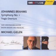 交響曲第1番、悲劇的序曲 ギーレン&南西ドイツ放送交響楽団
