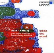 Gamba Sonata.1-3: J.berger(Vc)hussong(Accod)+holszky