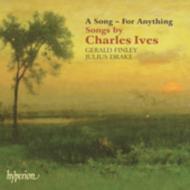 アイヴズ:歌曲集/ジェラルド・フィンリー(バリトン)、ジュリアス・ドレイク(ピアノ)