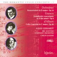 チェロと管弦楽のための協奏交響曲、他 ゲルハルト、カルマー&BBCスコティッシュ響