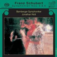 交響曲第5番、第6番 ノット&バンベルク交響楽団