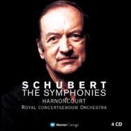 交響曲全集 アーノンクール指揮コンセルトヘボウ管弦楽団(4CD)