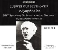 交響曲全集 トスカニーニ&NBC交響楽団(1939)