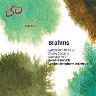 交響曲全集、二重協奏曲、他 ハイティンク&ロンドン交響楽団(4CD)