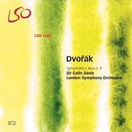 交響曲第6・7・8・9番 デイヴィス&ロンドン交響楽団(3CD)