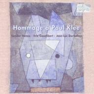 Hommage A Paul Klee-veress, Gaudibert, Darbellay: Hobarth / Camerata Bern
