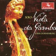 Solo Viola Da Gamba: Dornenburg(Gamb)