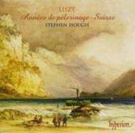 リスト:巡礼の年第1年《スイス》S160、グノーのオペラからの編曲集/ハフ(ピアノ)