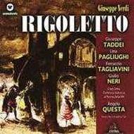 Rigoletto: Questa / Turin Rai Sotagliavini Taddei Pagliughi Neri