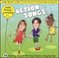 Kids Praise: Action Songs