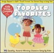Kids Praise: Toddler Favorites