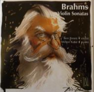 Vaiolin Sonata.1, 2, 3: Breen(Vn)kaye(P)