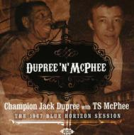 Dupree N Mcphee: 1967 Blue Horizon Session