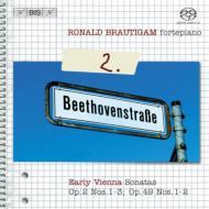 Complete Piano Works Vol.2-sonata.1, 2, 3, 20: Brautigam