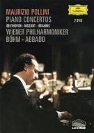 ポリーニ・ポートレート(ベートーヴェン:ピアノ協奏曲第3&5番、モーツァルト:同第19&23番、ブラームス:同第2番)