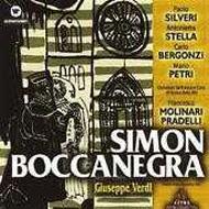Simon Boccanegra: M-pradelli / Rome Rai So Silveri Stella Bergonzi