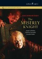 歌劇『けちな騎士』全曲 アーデン演出、ユロフスキ&ロンドン・フィル、レイフェルクス、ミハイロフ(2004 ステレオ)
