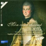 Mon Coeur Charme-the Songbookof Von Nassau-saarbrucken: Schmithusen(S)