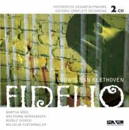 歌劇『フィデリオ』全曲 フルトヴェングラー&VPO、メードル、ヴィントガッセン、フリック、他(2CD)