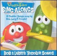 Veggie Tales: Bob & Larry's Toddler Songs