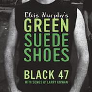 Elvis Murphy's Green Suede Shows