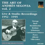 Segovia Recordings 1952-1955