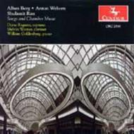 Lieder: Ragains(S)+chamber Works