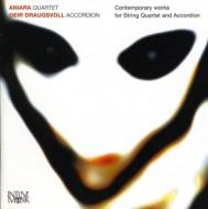 Swedish Works For String Quartet & Accordion: Aniara Q Draugsvoll(Acc)