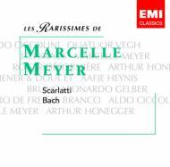 Invention & Sinfonia / Keyboard Sonatas: Marcelle Meyer(P)