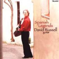 D.russell Spanish Legends