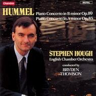 ピアノ協奏曲第2番、第3番 スティーヴン・ハフ、ブライデン・トムソン&イギリス室内管弦楽団