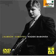 組曲1〜3番 (無伴奏チェロ組曲ホルン版)ラデク・バボラーク(ホルン)
