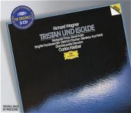 『トリスタンとイゾルデ』全曲 カルロス・クライバー&シュターツカペレ・ドレスデン、マーガレット・プライス、ルネ・コロ、他(1980、81、82 ステレオ)(3CD)