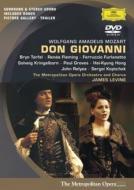 歌劇『ドン・ジョヴァンニ』全曲 ターフェル、フレミング、レヴァイン&メトロポリタン歌劇場(2000)