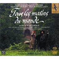 めぐり逢う朝tous Les Matinsdu Monde-soundtrack: Savall /
