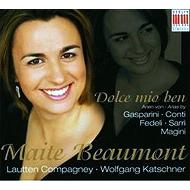 Dolce Mio Ben-arias: M.beaumont(Ms)Lautten Compagney