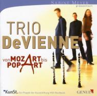 Music For Clarinets, Basset Horns, Bass Clarinet: Trio Devienne, Reisser(P