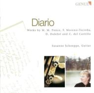 Susanne Schoeppe: Diario-guitarmusic From Mexico & Spain