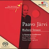 Le Bourgeois Gentilhomme: P.jarvi / Deutsche Kammerphilharmonie