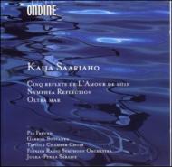 『彼方からの愛』による5つの黙想、睡蓮の黙想、海をこえて サラステ&フィンランド放送響