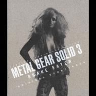 METAL GEAR SOLID 3 SNAKE EATER ORIGINAL SOUNDTRACK