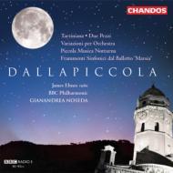 管弦楽作品集(ディヴェルティメント、ピッコラ・ムジカ・ノットゥルナ、他) ノセダ&BBCフィル