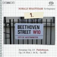 Complete Piano Works Vol.1-sonata.8, 9, 10, 11: Brautigam