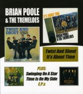 Twist & Shout / It's About Time / Swinging On A Star / Time Is On My Side