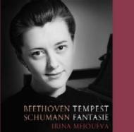 ベートーヴェン:ピアノ・ソナタ第17番『テンペスト』、シューマン:幻想曲 イリーナ・メジューエワ(2004、2003)