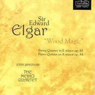 String Quartet, Piano Quintet: Bingham(P), Medici.q