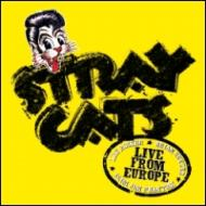 Stray Cats Live In Turku 10 / 07 / 04